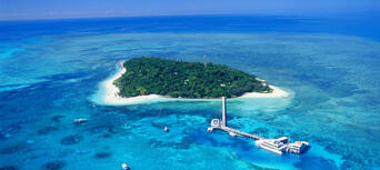 Green Island Full Day Trip + Snorkelling OR Glass Bottom Boat & Island Activities Thumbnail 3