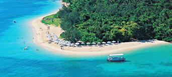 Green Island Full Day Trip + Snorkelling & Glass Bottom Boat Thumbnail 6