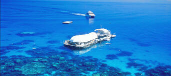 Great Barrier Reef Cruise to Great Adventures Pontoon Thumbnail 3