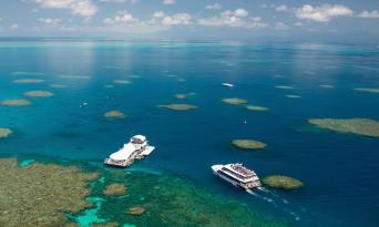 Great Barrier Reef Cruise to Great Adventures Pontoon Thumbnail 1