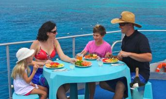 Great Barrier Reef Cruise to Great Adventures Pontoon Thumbnail 6