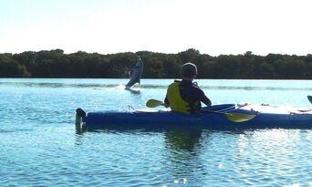 Dolphin Sanctuary & Ships Graveyard Kayak Tour Thumbnail 4