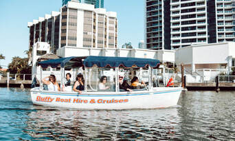 Duffy Down Under Boat Hire, Tours and Cruises Thumbnail 1