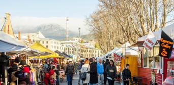 Port Arthur Day Tour with Salamanca Market and Carnarvon Bay Cruise Thumbnail 1