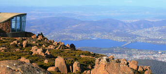 Mount Wellington Morning Tours from Hobart Thumbnail 2