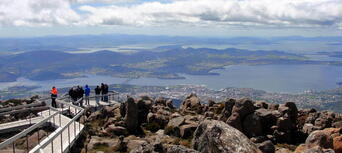 Mount Wellington Morning Tours from Hobart Thumbnail 1