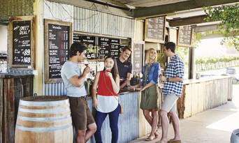 Swan Valley Wine Tasting Cruise including Lunch Thumbnail 6