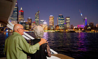 Perth Dinner Cruise including Drinks Thumbnail 5