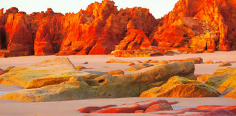 Cape Leveque 4WD Tour with Return Flight to Broome Thumbnail 4