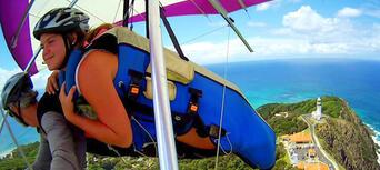 Byron Bay Tandem Hang Gliding Experience Thumbnail 2