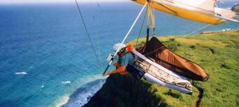 Byron Bay Tandem Hang Gliding Experience Thumbnail 4