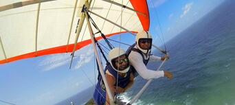 Byron Bay Tandem Hang Gliding Experience Thumbnail 1