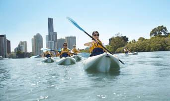 Day Kayak Adventure Thumbnail 1