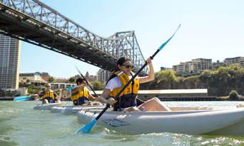 Day Kayak Adventure Thumbnail 2