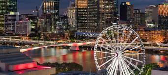 The Wheel of Brisbane Tickets Thumbnail 1