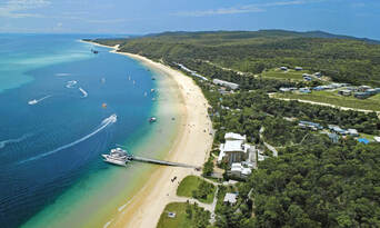 Tangalooma Day Trip with Activities Thumbnail 1