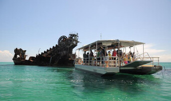 Tangalooma Wrecks Tour with Transfers from Brisbane Thumbnail 1