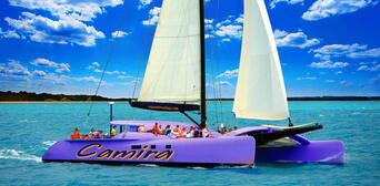 Whitehaven Beach Sailing Tour Thumbnail 2
