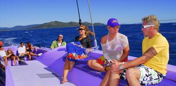 Whitehaven Beach Sailing Tour Thumbnail 5