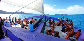 Whitehaven Beach Sailing Tour Thumbnail 3