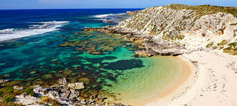 Rottnest Island Day Tour including Adventure Boat Tour Thumbnail 1