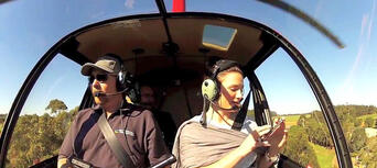 Scenic Helicopter Flight over Perth City Thumbnail 3