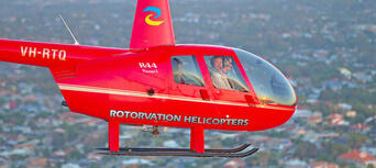 Scenic Helicopter Flight over Perth City Thumbnail 4