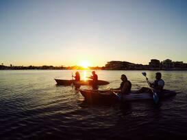 Surfers Paradise Sunset Kayaking Tour Thumbnail 5
