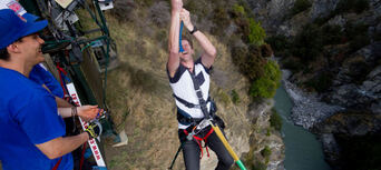 Shotover Canyon Swing Queenstown Thumbnail 6