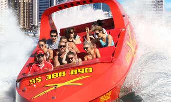 Surfers Paradise Ultimate Jetboat Ride Thumbnail 6