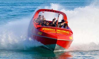 Surfers Paradise Ultimate Jetboat Ride Thumbnail 4