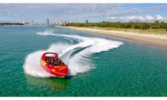 Surfers Paradise Ultimate Jetboat Ride Thumbnail 1