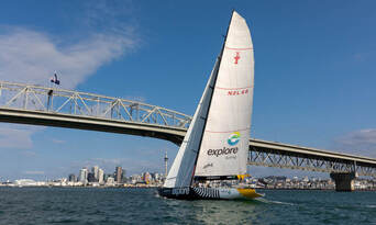 Americas Cup Sailing Experience in Auckland Thumbnail 5