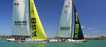 Americas Cup Sailing Experience in Auckland Thumbnail 1