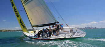 Americas Cup Sailing Experience in Auckland Thumbnail 3