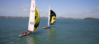 Americas Cup Sailing Experience in Auckland Thumbnail 4