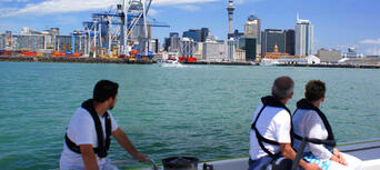 Americas Cup Sailing Experience in Auckland Thumbnail 6