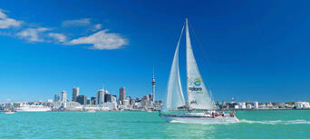 Auckland Harbour Afternoon Sailing Cruise Thumbnail 1