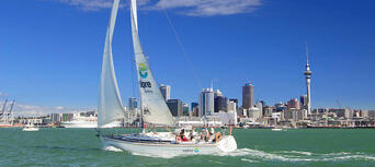 Auckland Harbour Afternoon Sailing Cruise Thumbnail 3