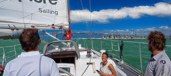 Auckland Harbour Afternoon Sailing Cruise Thumbnail 5