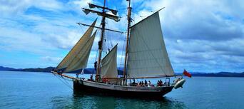 Bay of Islands Tall Ship Sailing Cruise Thumbnail 1