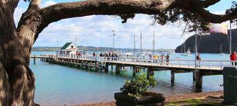 Bay of Islands Tall Ship Sailing Cruise Thumbnail 2