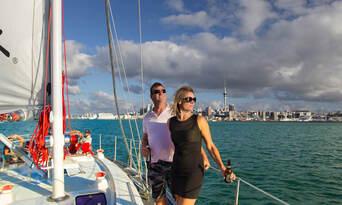 Auckland Harbour Dinner Cruise Thumbnail 5