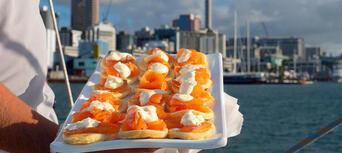 Auckland Harbour Dinner Cruise Thumbnail 3