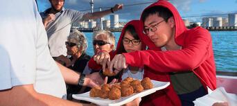 Auckland Harbour Dinner Cruise Thumbnail 6