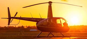 Brisbane City Twilight Helicopter Flight Thumbnail 5
