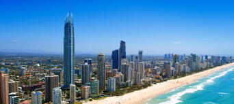 Surfers Paradise Scenic Helicopter Flight Thumbnail 3