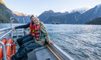 Milford Sound Overnight Cruise Thumbnail 2