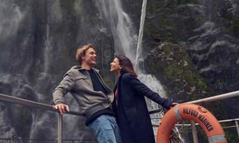 Milford Sound Overnight Cruise Thumbnail 3