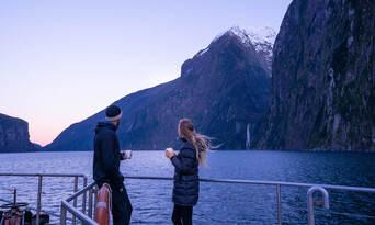 Milford Sound Overnight Cruise Thumbnail 5